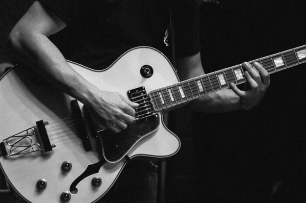 Elektro Gitar Müzik