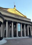 """Uruguay'ın en eski tiyatrosu """"Teatro Solis"""""""