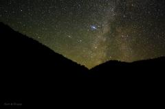 Bolu, Mudurnu - Sülüklü Göl, Gece Gökyüzü Görüntüsü