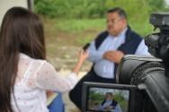 Marmara Life ekibine çocukluk anılarını anlattı Selim Yağcı