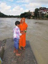 Ganj - Rişikeş Hindistan Ganj - Rishikesh İndia