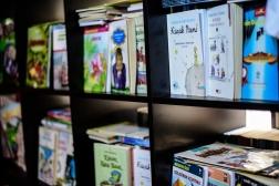 Kütüphane-Bakkal