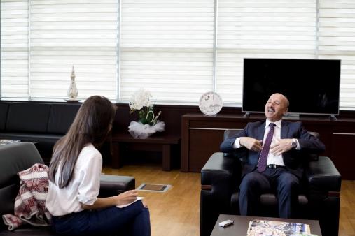 Marmara Life ekibi Cahit Altunay ile keyifli bir röportaj gerçekleştirdi.