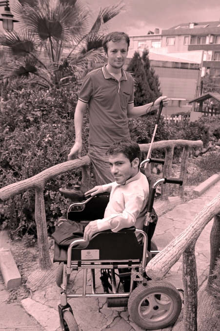 Ömer Taştan ve Mustafa Gürses
