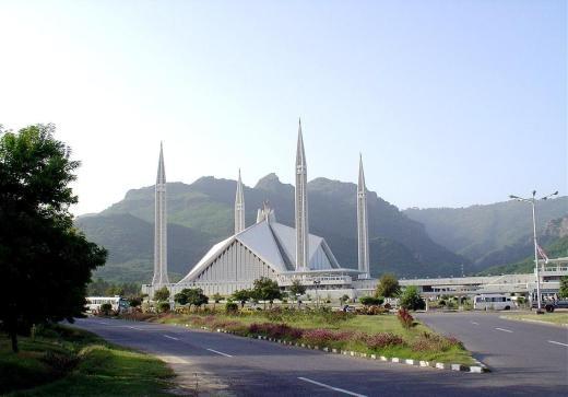İslamabad Camii