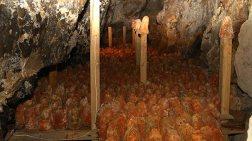 Divle peynir mağarası