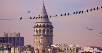 Galata Kulesi/İstanbul