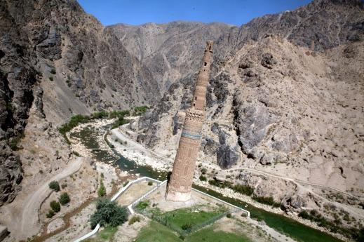 Jam'ın Minaresi/ Afganistan